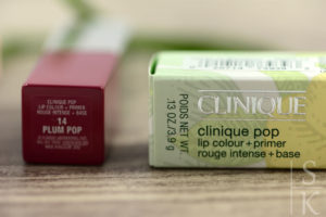 Clinique - Pop Lip Colour and Primer Plum Pop