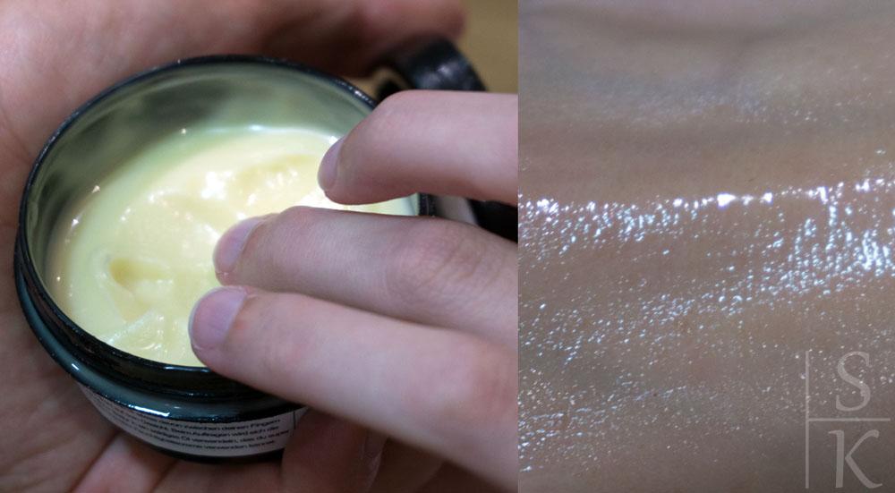 Lush - Magical Moringa (Gesichtscreme)