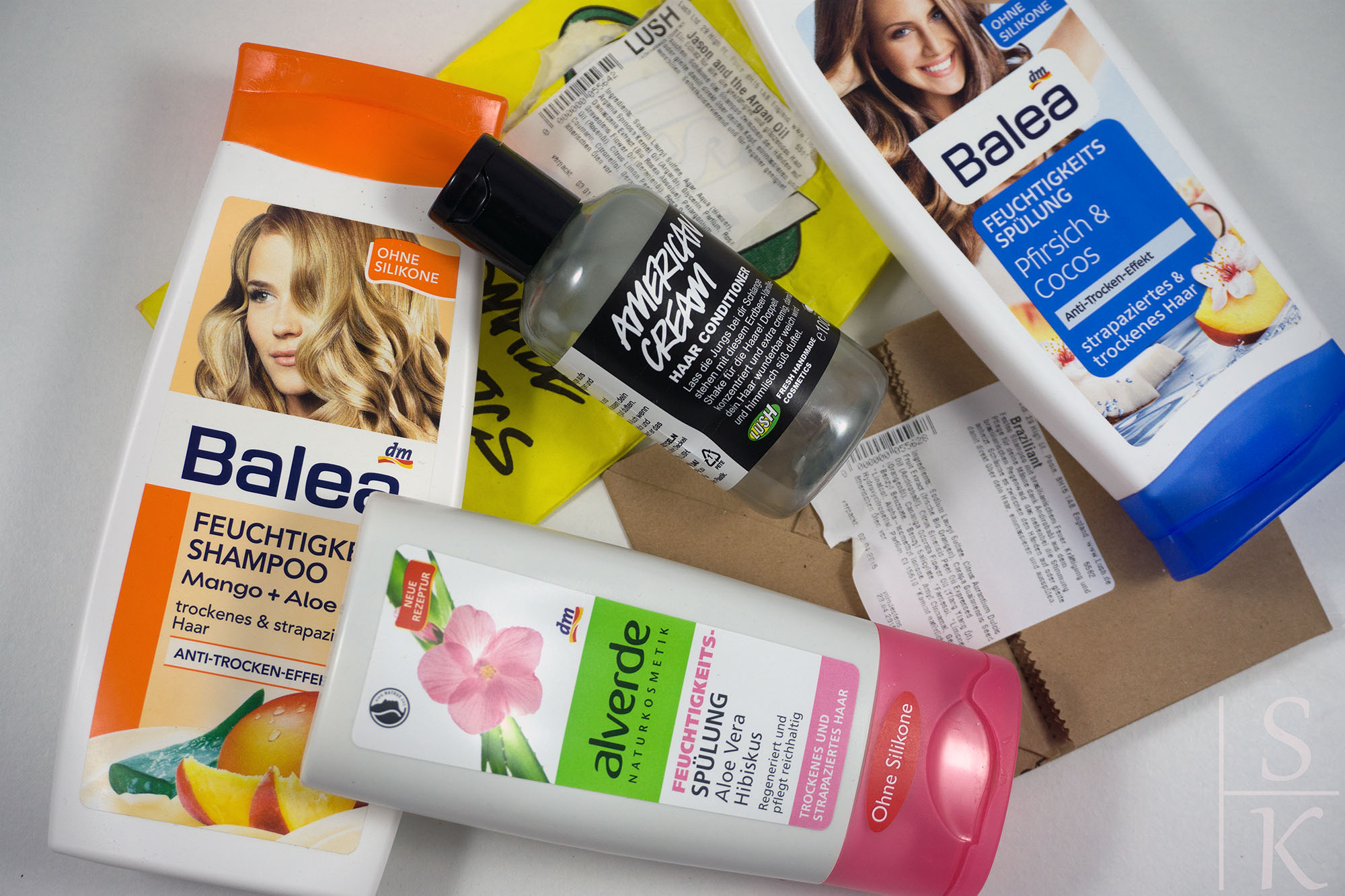 Aufgebraucht Mai - September 2015 Haarpflege