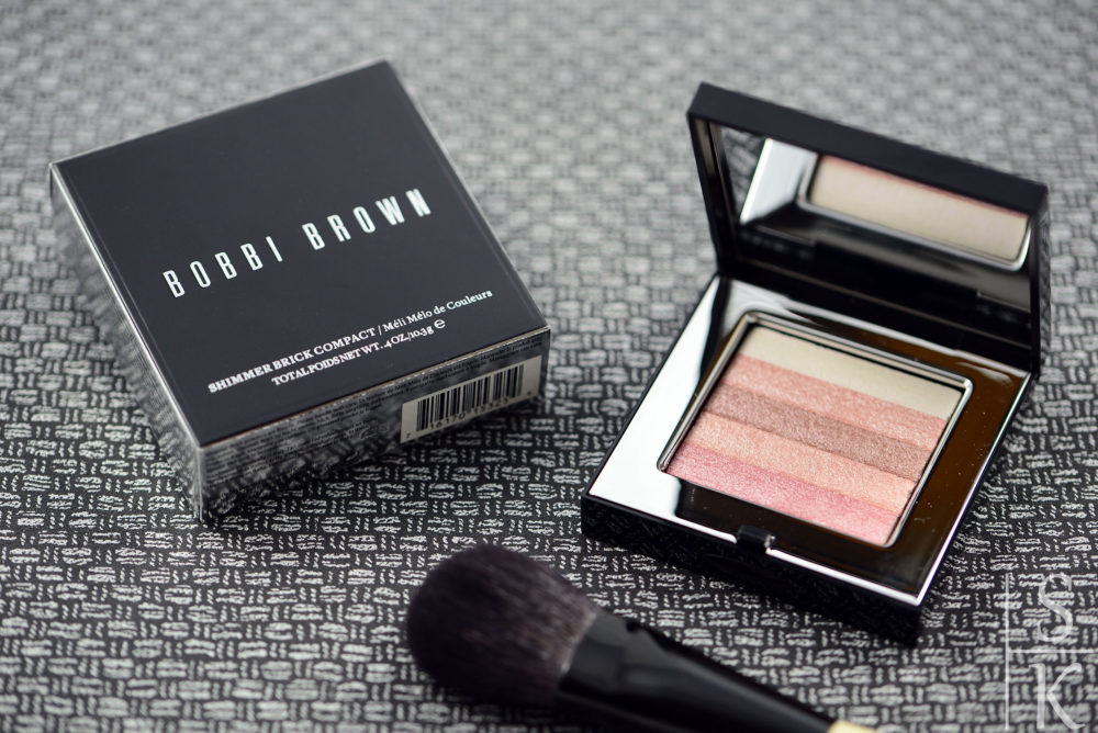 Bobbi Brown - Shimmer Brick Pink (2)