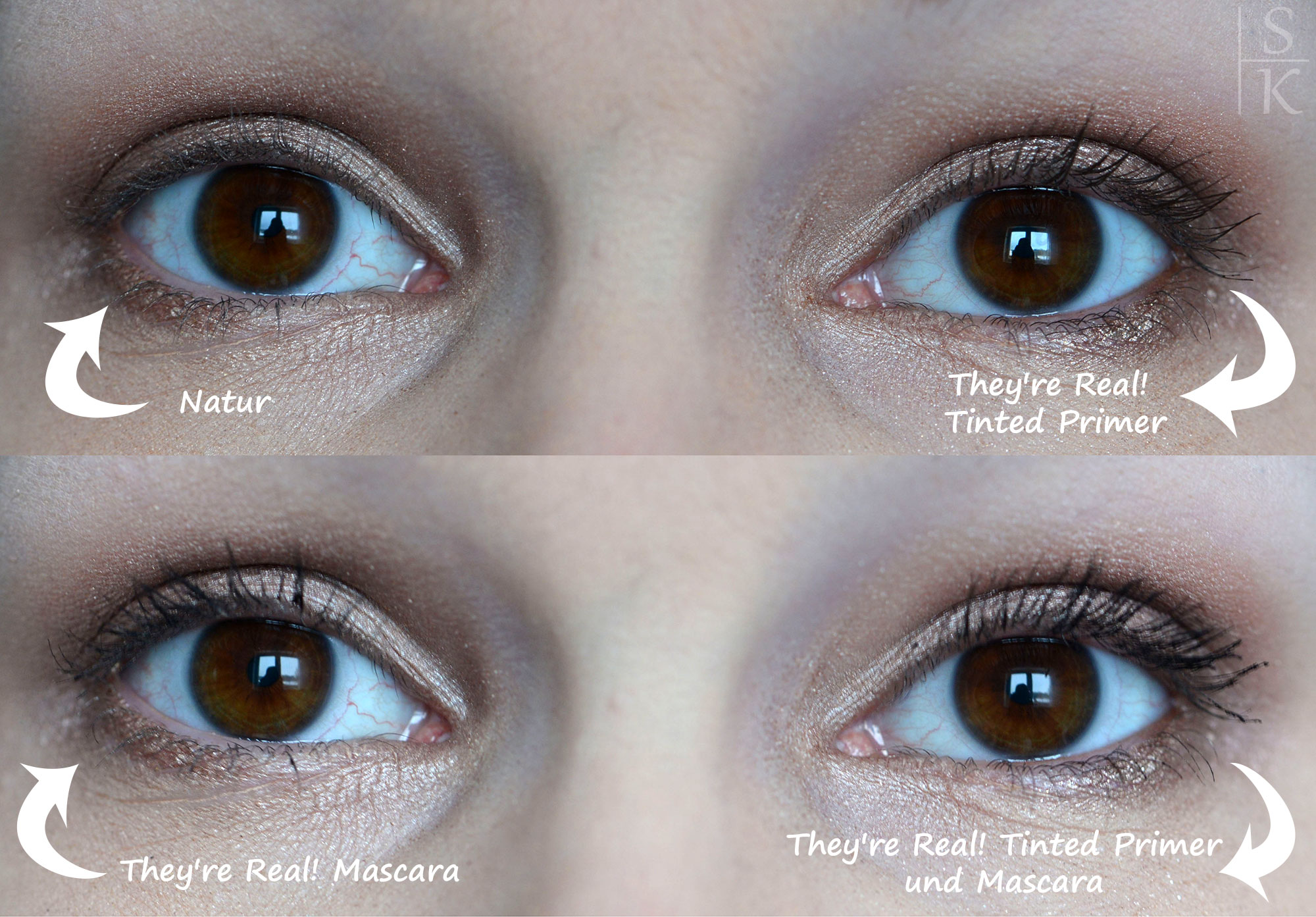 Benefit - They're Real! Tinted Primer Tragebild