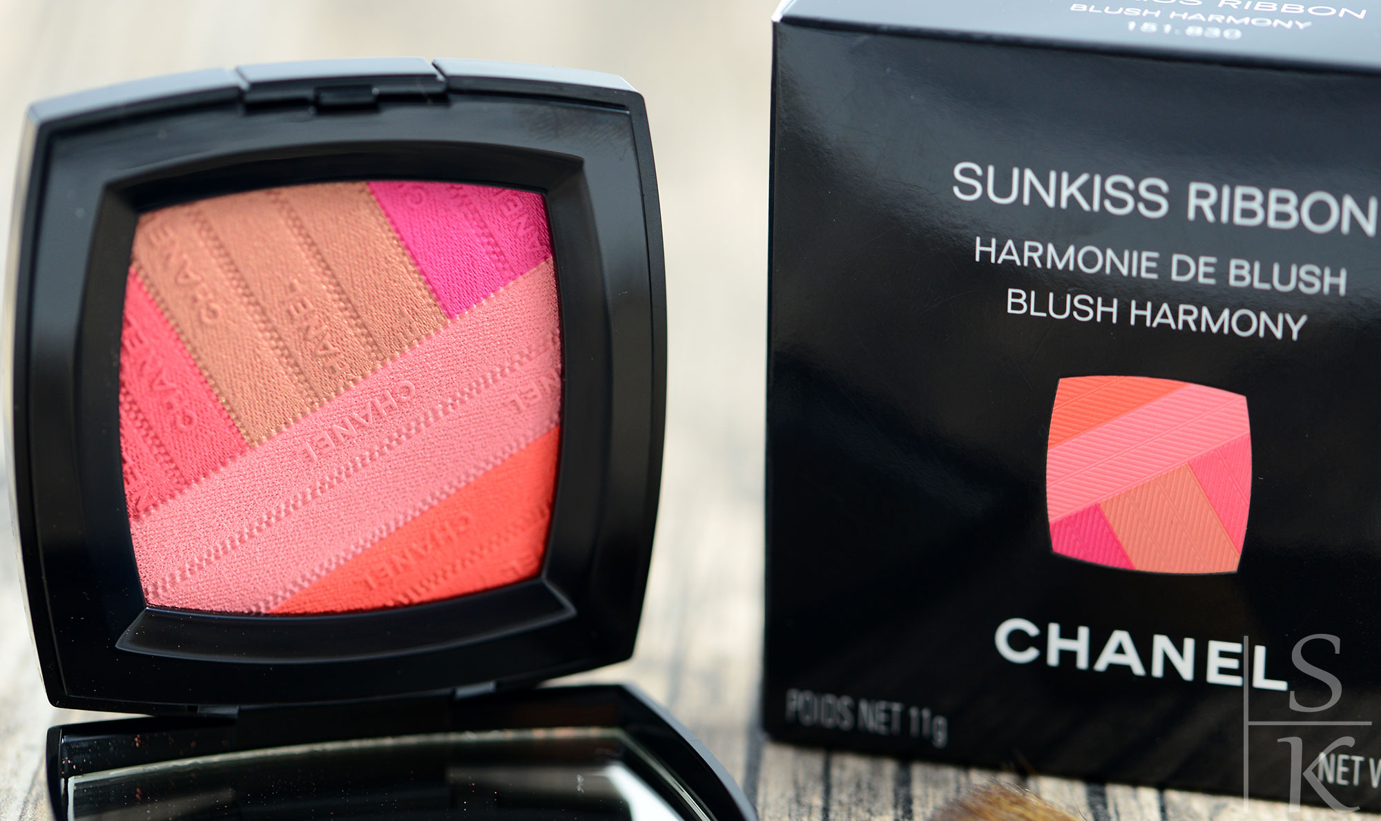 Chanel - LA Sunrise Sunkiss Ribbon Blush Harmony