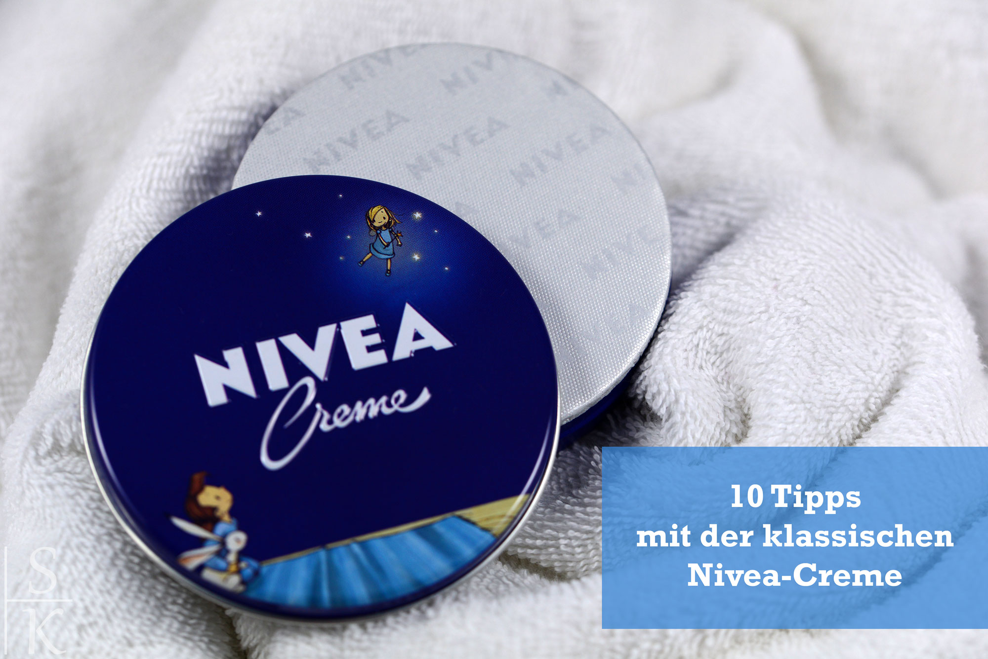 10 Beauty-Hacks mit Nivea-Creme