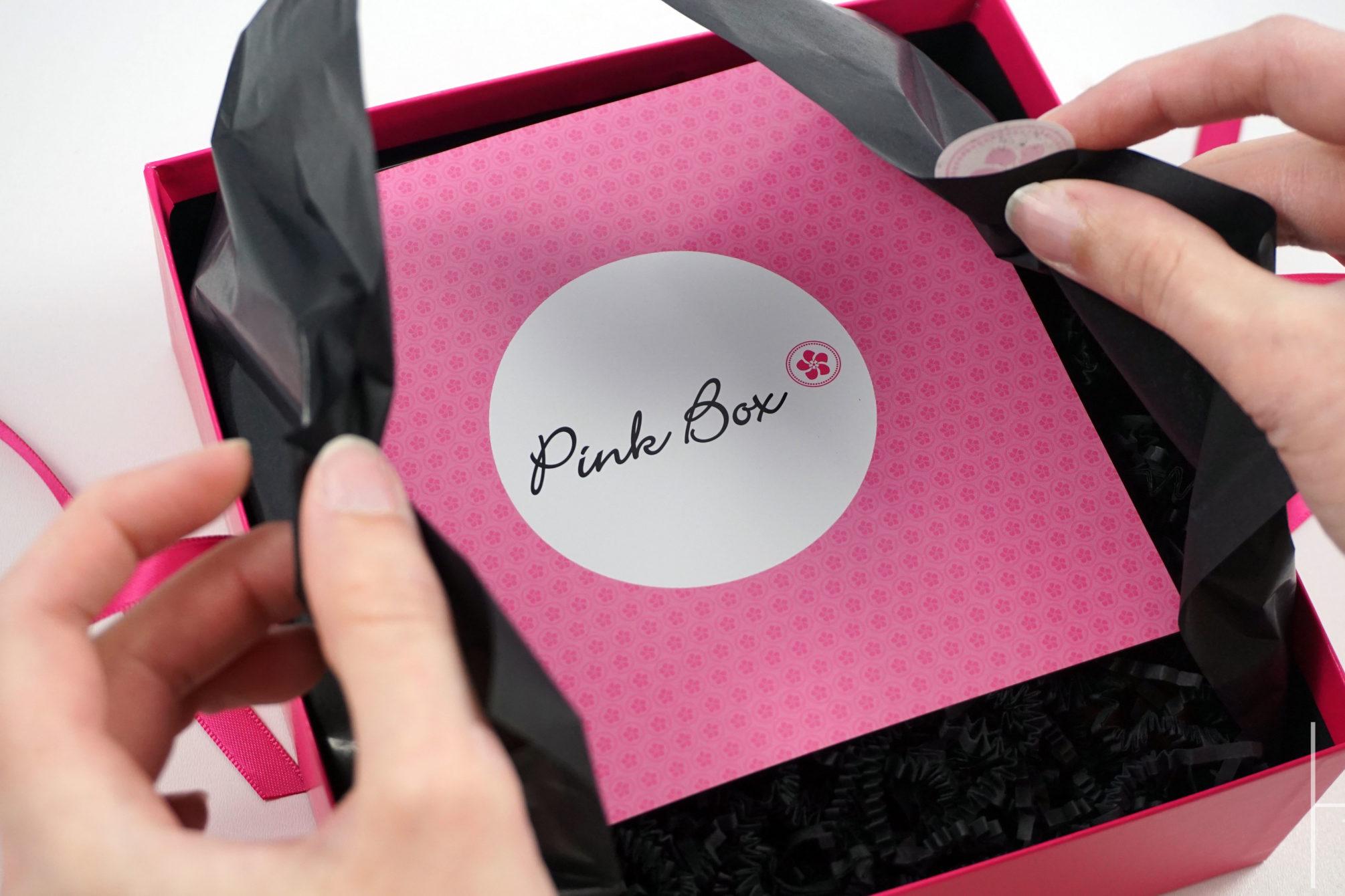 Pink Box Januar 2016