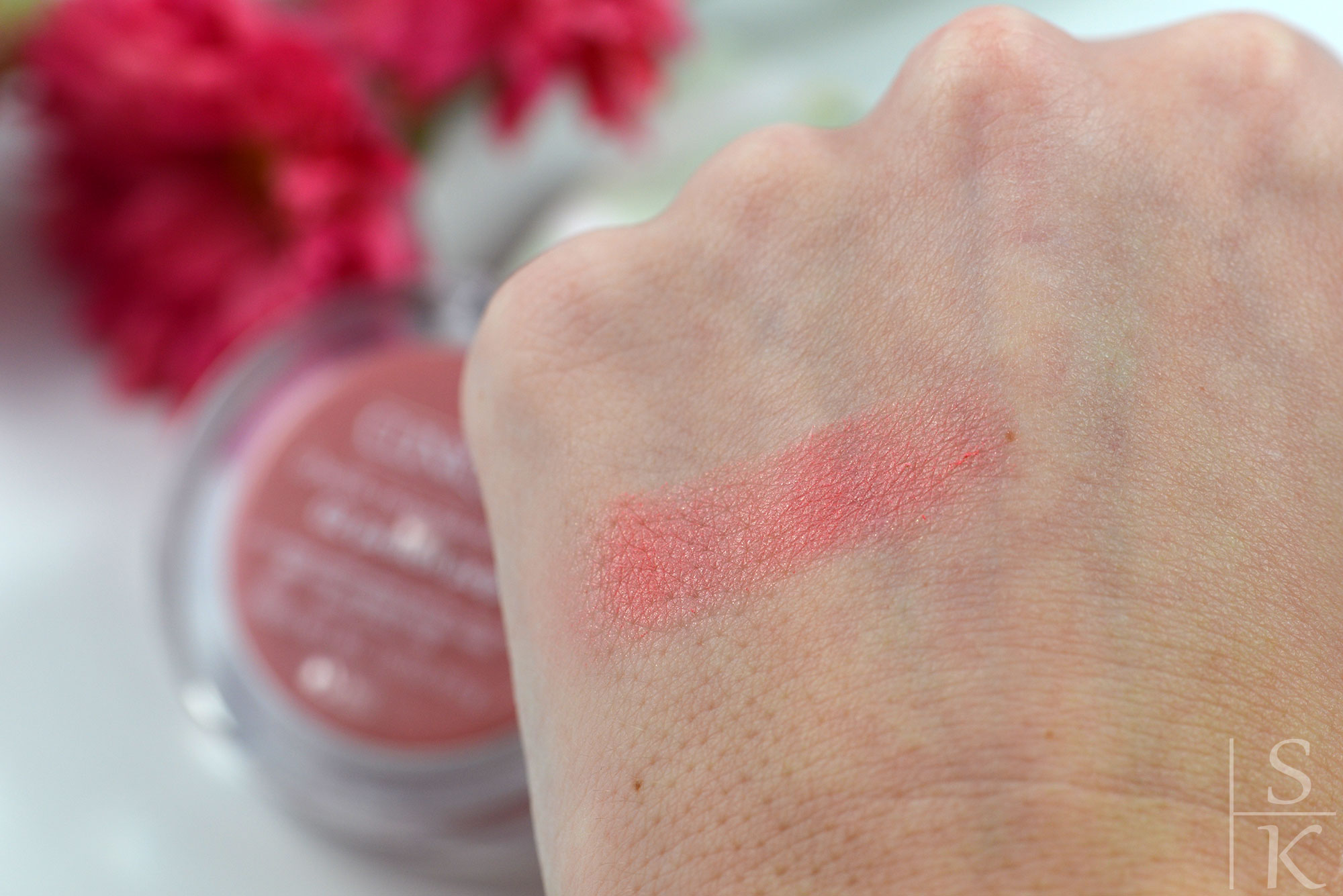 Clinique – Cheek Blush Peach Pop