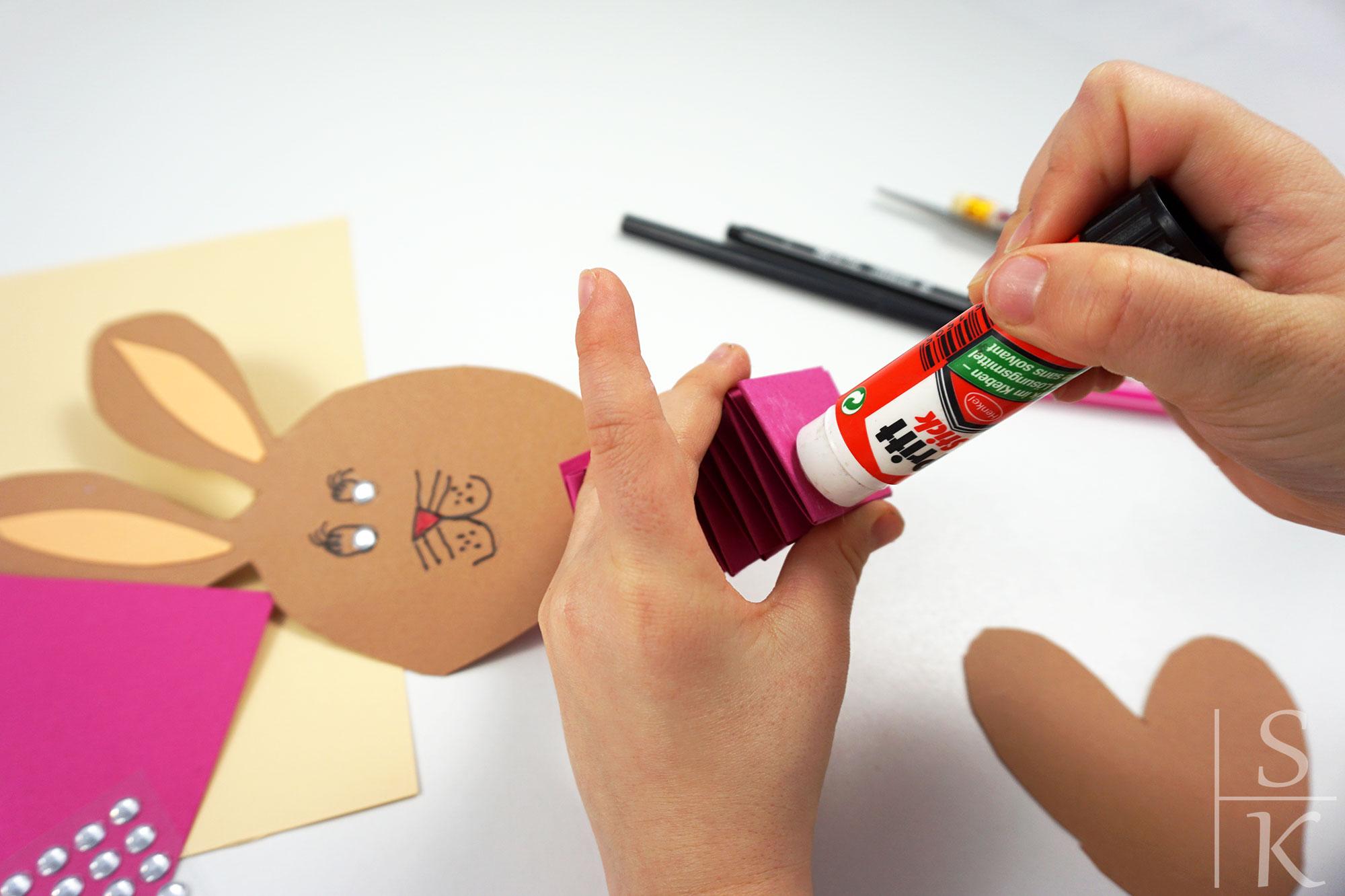 DIY - Osterhasen basteln