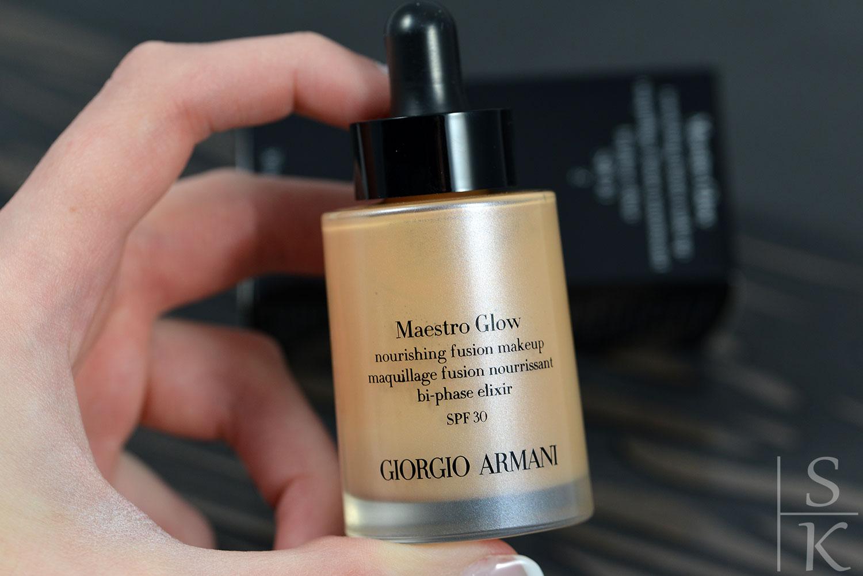 Giorgio Armani - Maestro Glow Foundation