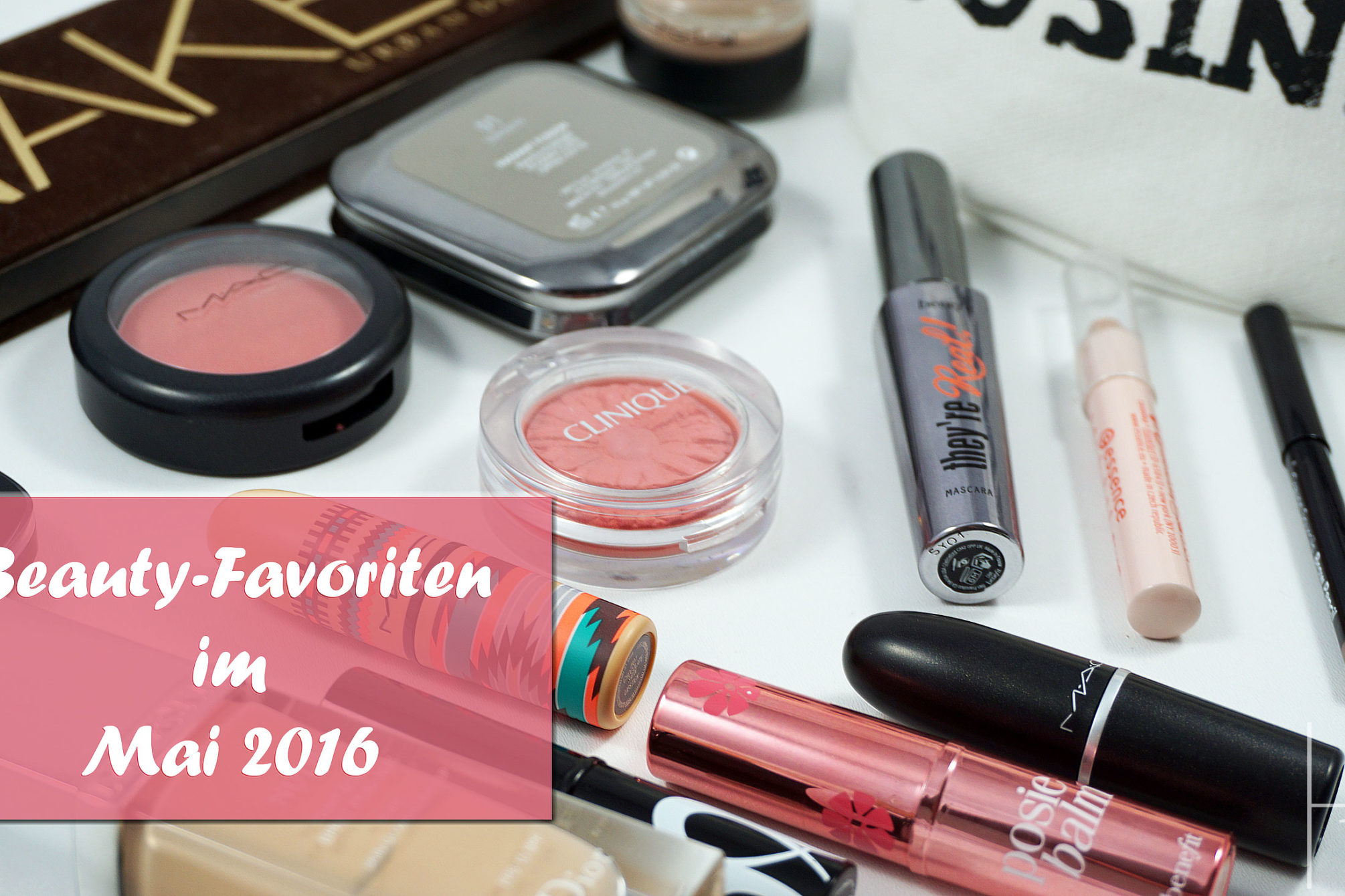 Beauty-Favoriten Mai