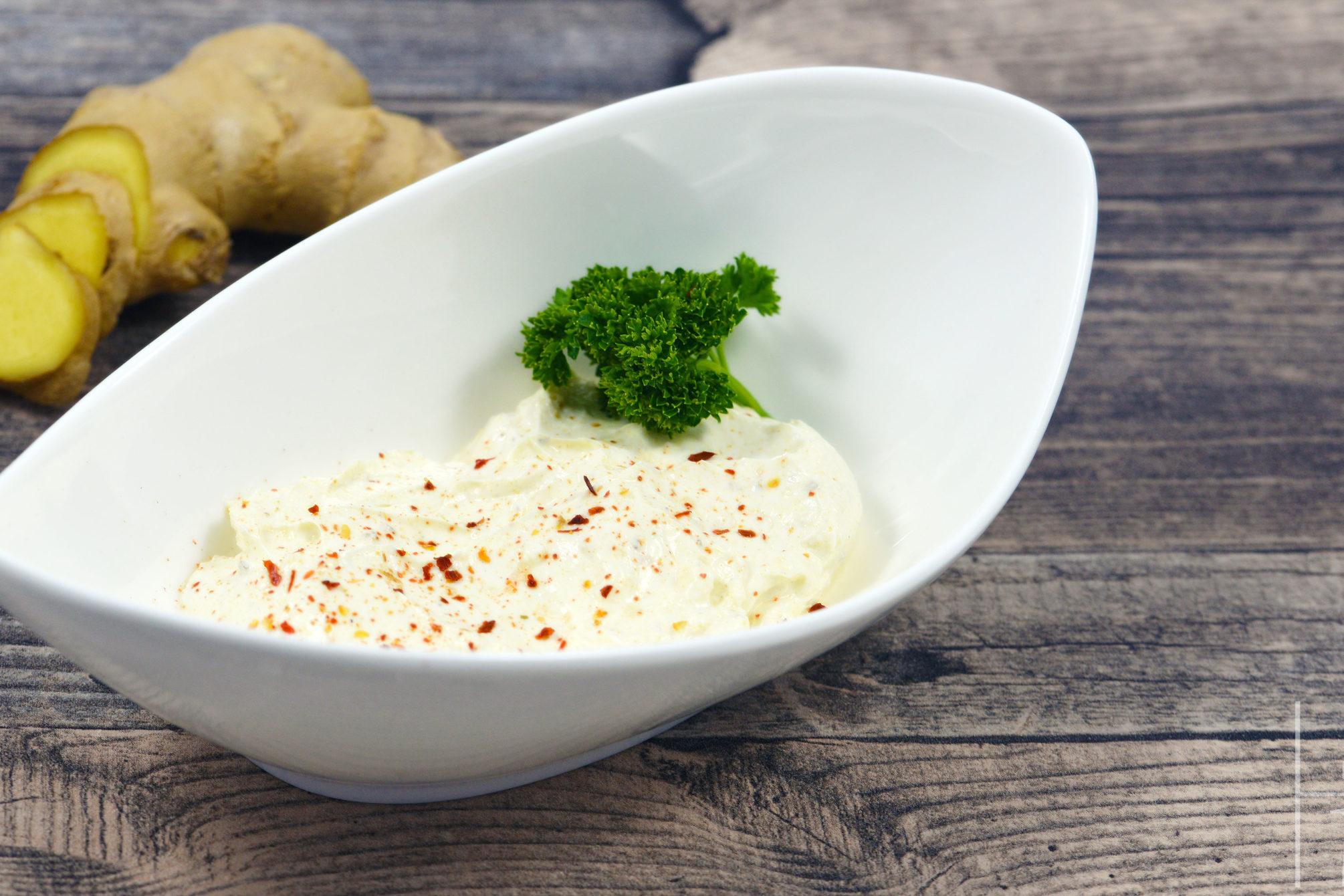 Rezept Ingwer-Chili-Dip
