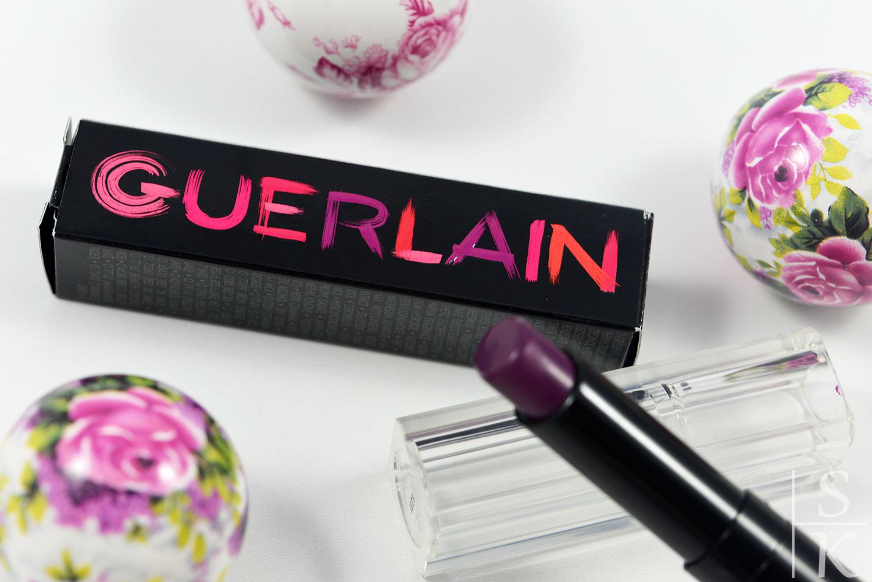 Guerlain - La Petite Robe Noire Lips 070 Plum-Brella