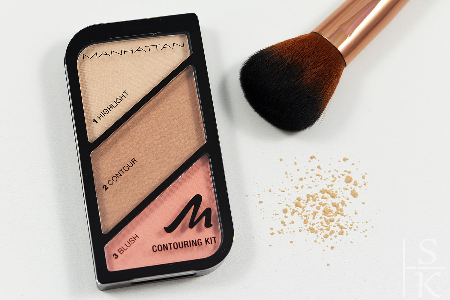 Manhattan - Contouring Kit