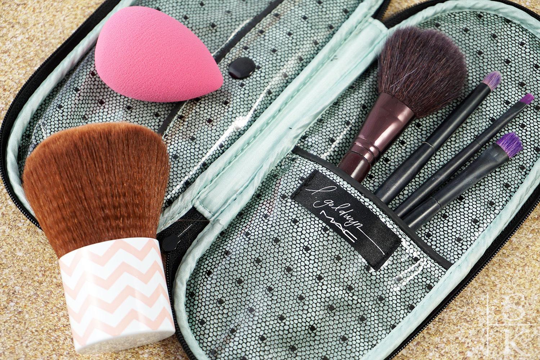 Make-Up auf Reisen