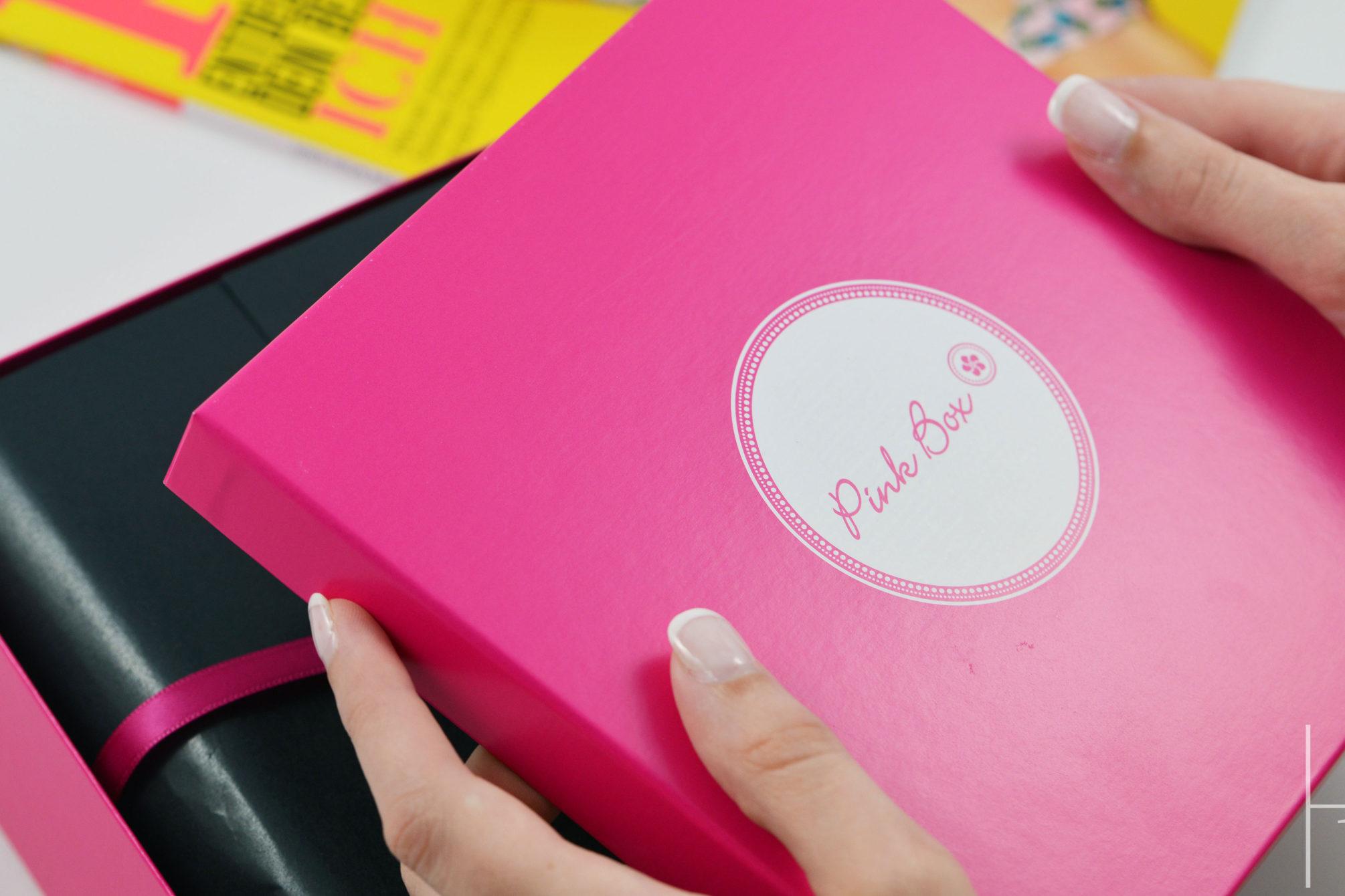 Pink Box Juni 2016