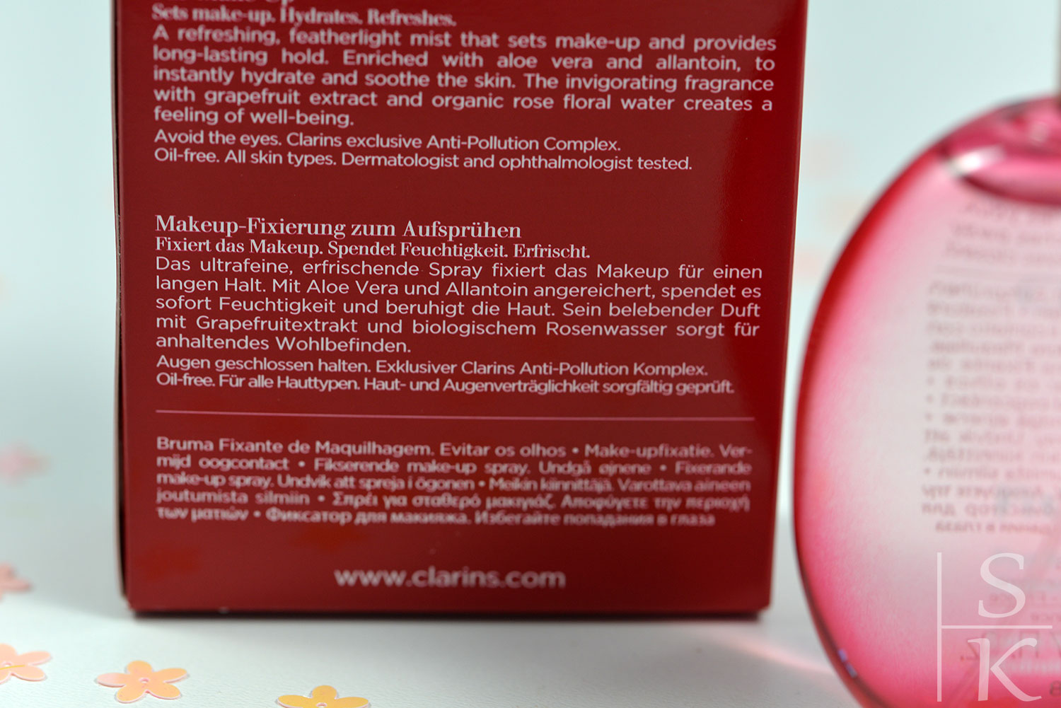Clarins - Fix' Make-Up