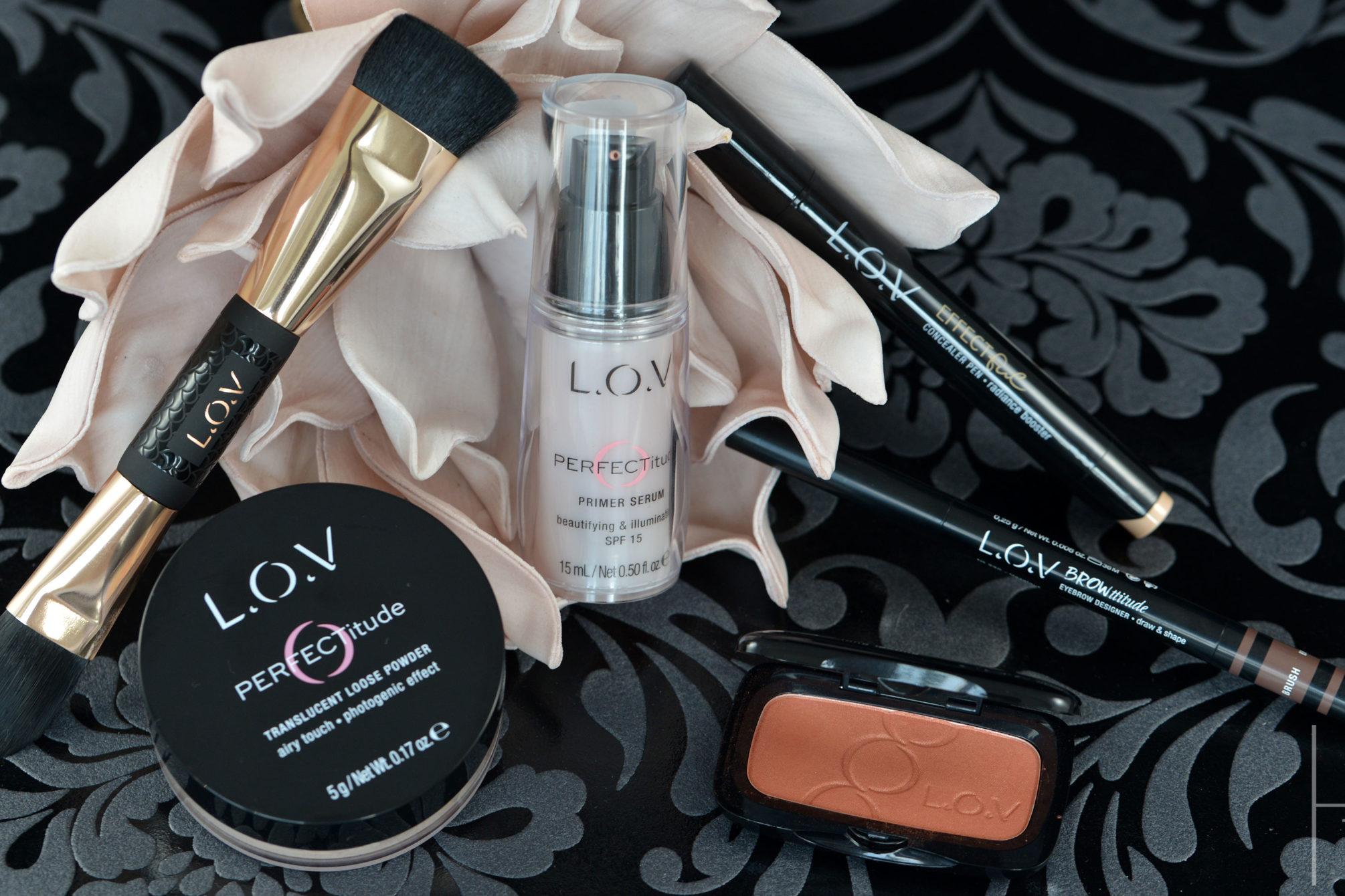 L.O.V Cosmetics by Cosnova