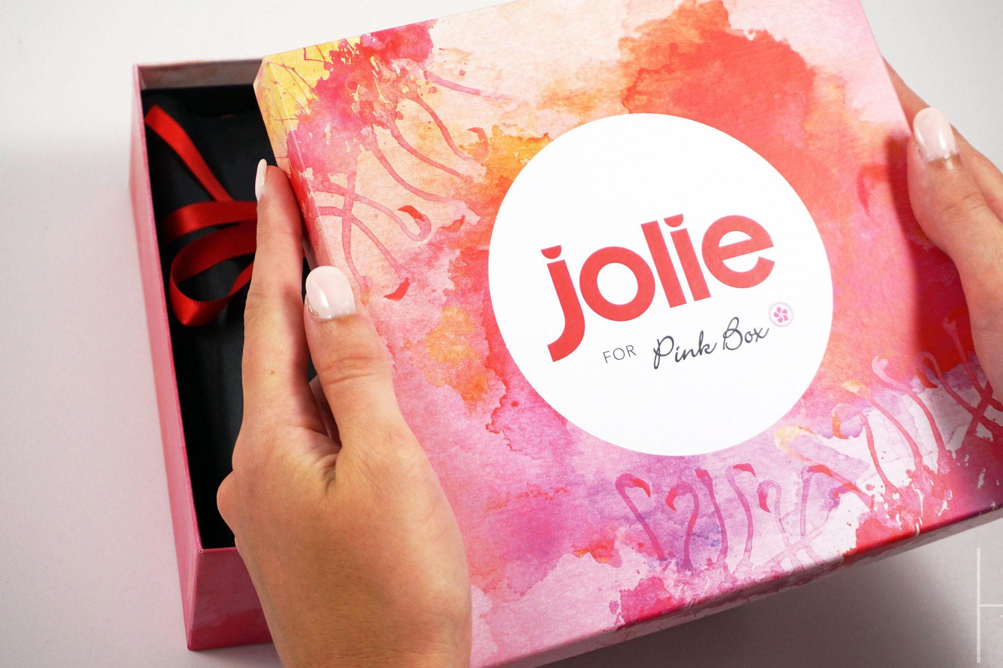 Jolie for Pink Box Juli 2016