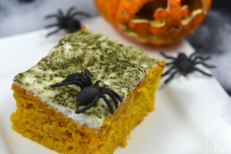 Rezept Kürbiskuchen Halloween