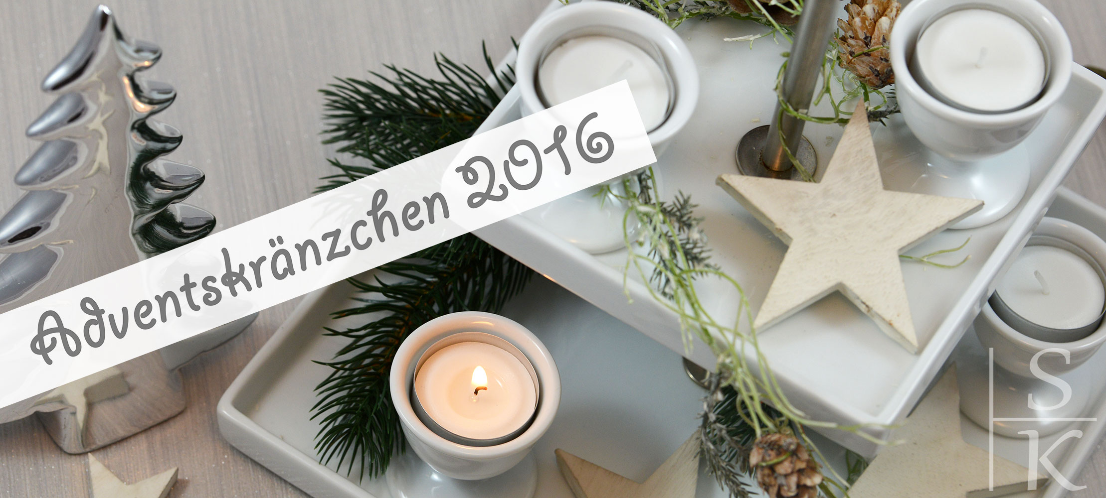 Blogger Adventskränzchen 2016