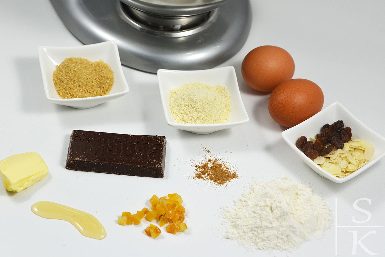 Rezept Spekulatius - Brownies