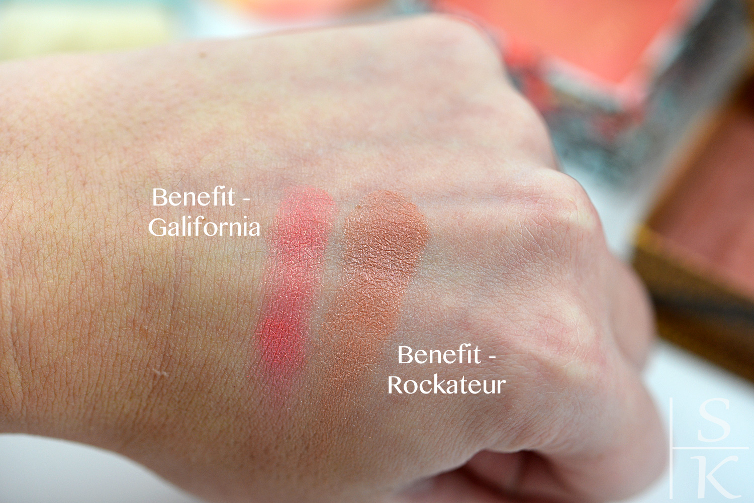 Benefit - Galifornia
