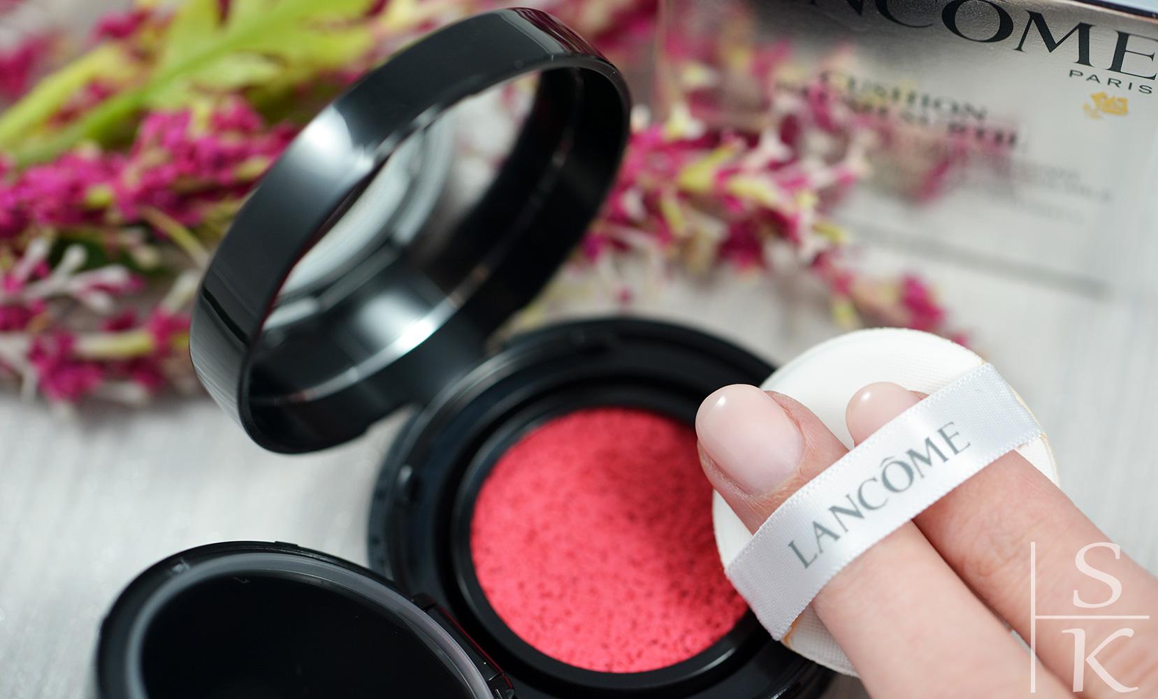 Lancôme - Cushion Blush 024 Sparkling Framboise