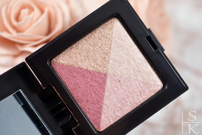 Laura Mercier - Pink Mosaic Shimmer Bloc @Horizont-Blog, Saskia-Katharina Most