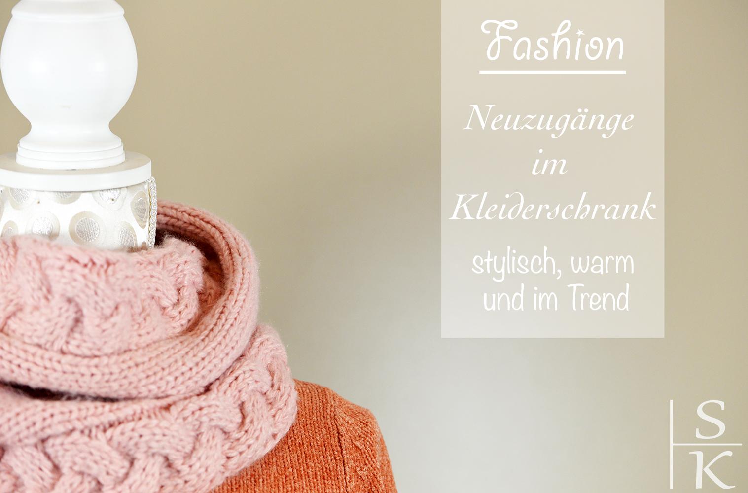 Neu im Kleiderschrank #1 @Saskia-Katharina Most, Horizont-Blog