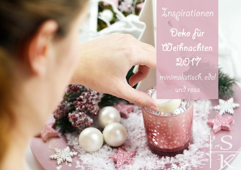Weihnachtsdeko 2017 Inspirationen Und Ideen Horizont Blog