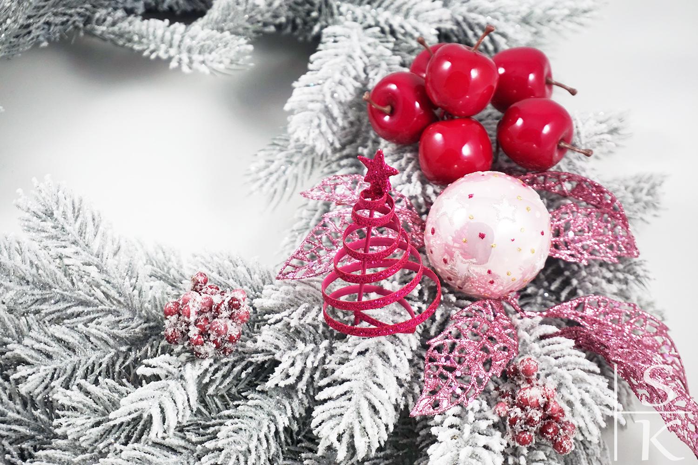 Weihnachtsdeko 2017 - Inspirationen und Ideen @Saskia-Katharina Most, Horizont-Blog