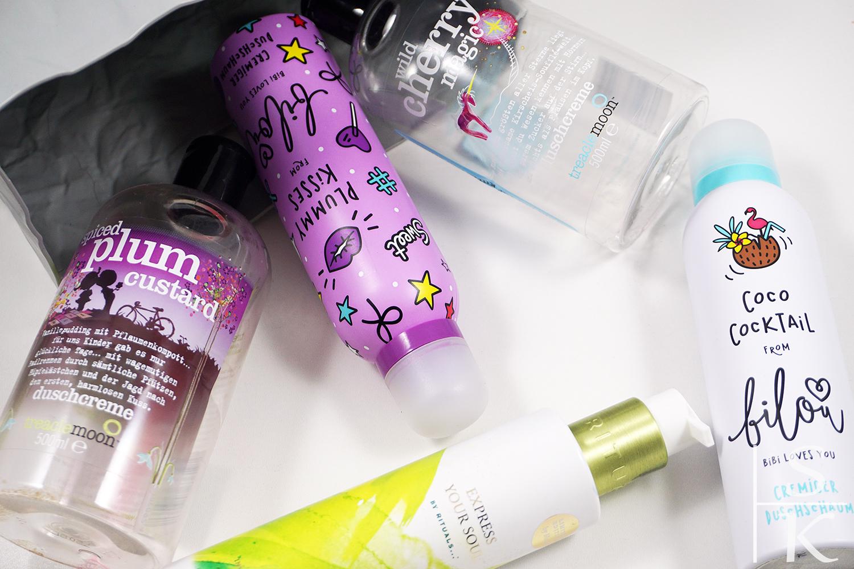 Empties/Aufgebrauchte Beautyprodukte Saskia Katharina Most Horizont-Blog