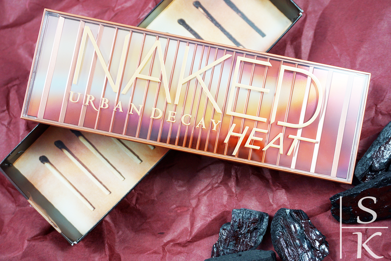 Urban Decay - Naked Heat Palette Review Horizont-Blog Saskia Katharina Most