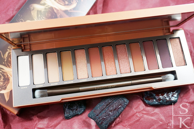 Urban Decay - Naked Heat Palette Review Horizont-Blog Saskia Katharina Most