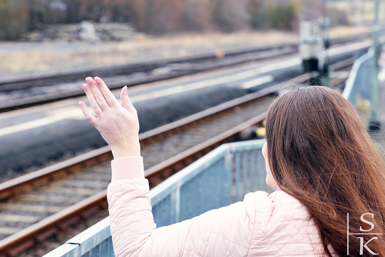 Saskia-Katharina Most, Horizont-Blog über den Mut neue Wege zu gehen