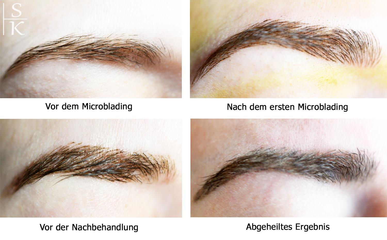 Microblading in Fulda - Meine Erfahrung Saskia Katharina Most Horizont-Blog