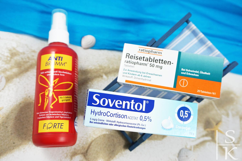 Drogerie-Haul für den Urlaub 2018 Horizont-Blog