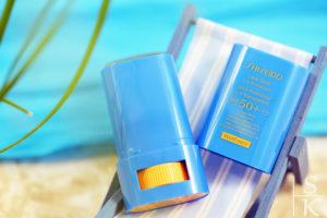 Shiseido - Sun Care Clear Stick Review Horizont-Blog