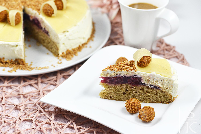 Rezept Giotto-Marzipan-Torte Horizont-Blog
