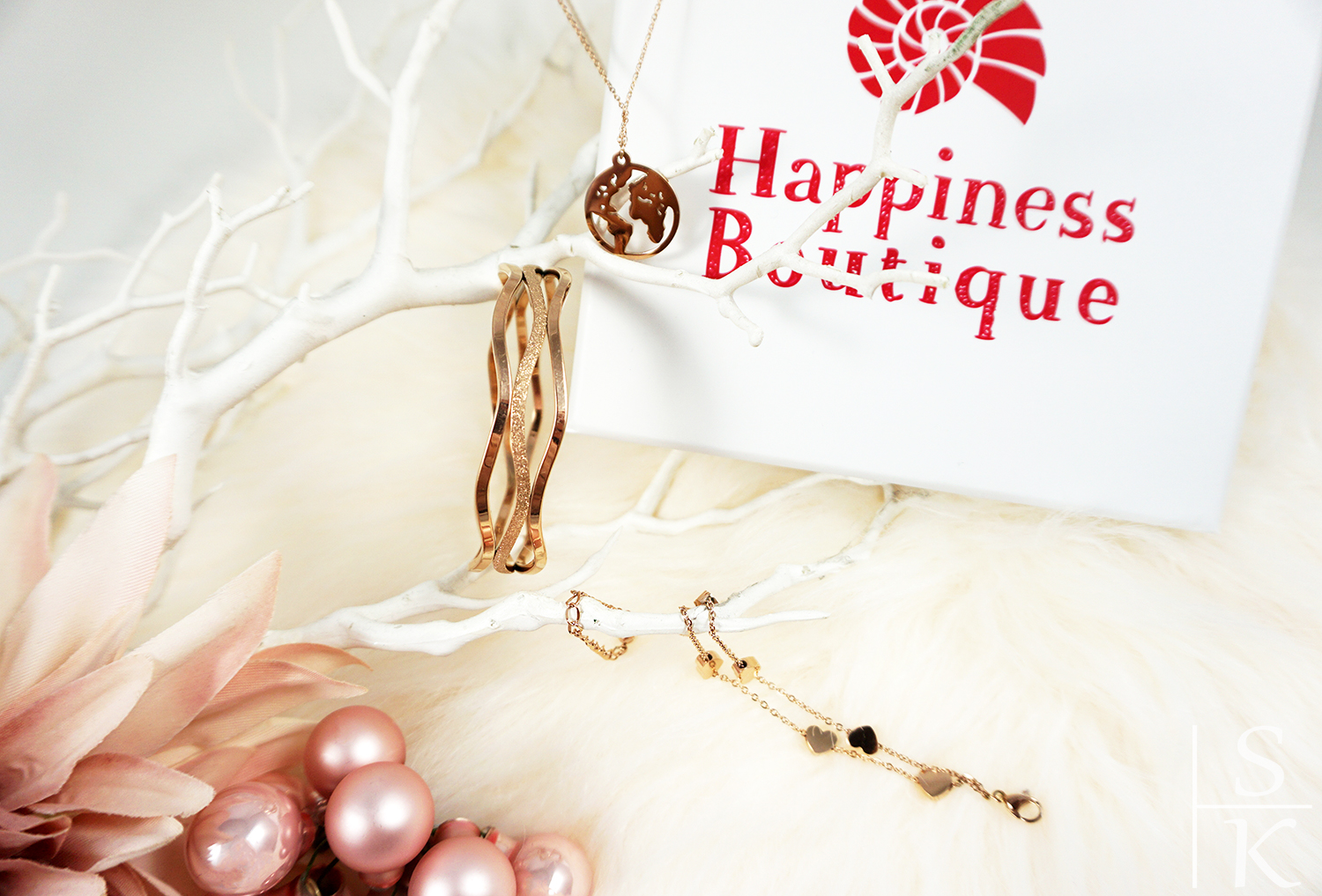 Happiness Boutique Schmuck @Horizont-Blog