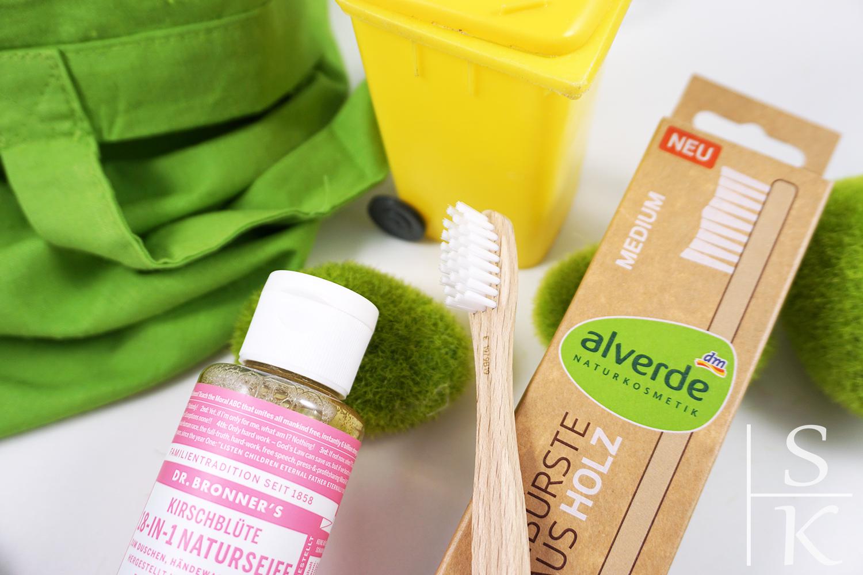 Nachhaltiger dm-Drogerie Haul ohne Plastik? @Horizont-Blog