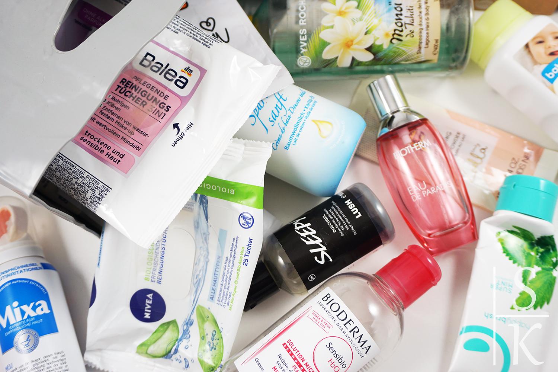Aufgebrauchte Beauty-Produkte #14 @Horizont-Blog