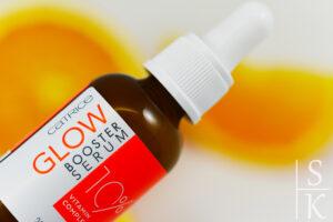Review Catrice - Glow Booster Serum @Horizont-Blog