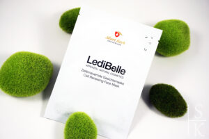 LediBelle - Gesichtsmaske Review Horizont-Blog