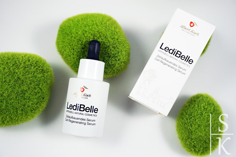 LediBelle - Gesichtspflege Review Horizont-Blog