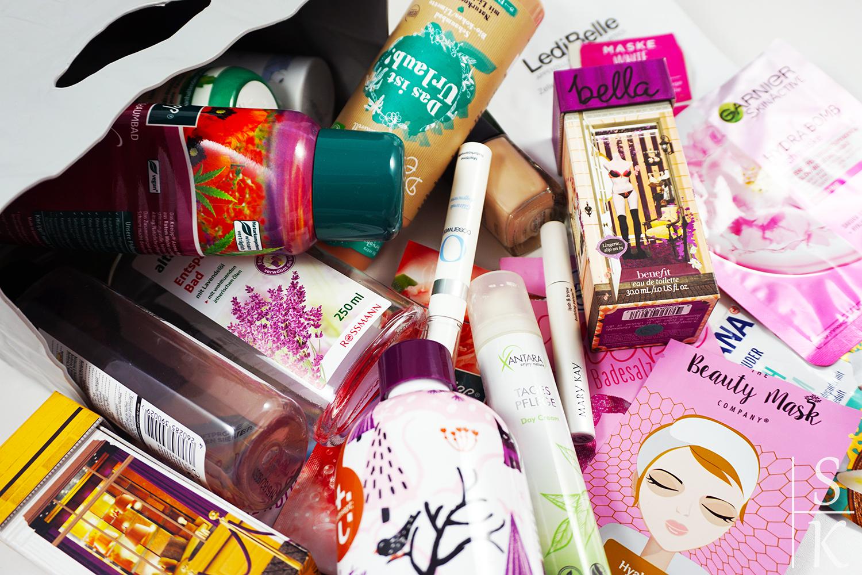 Empties/Aufgebrauchte Beauty-Produkte #16 @Horizont-Blog