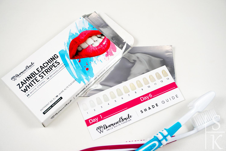 DiamondSmile - Produkte für Zahnbleaching @Horizont-Blog